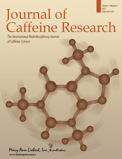 Journal of Caffeine Research